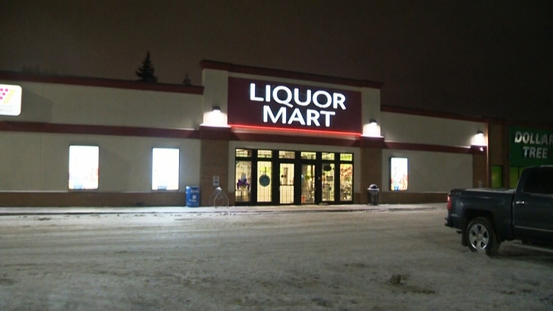 Teen sentenced after Liquor Mart robbery