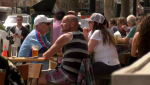 There was confusion Tuesday, as the mayor and province delivered conflicting messages about who Calgarians can drink and eat with.