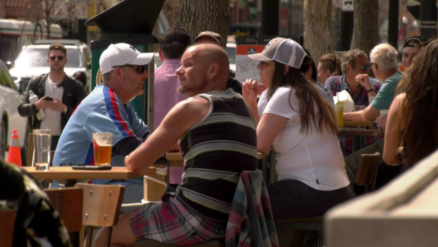 Confusion surrounds question of who you can go for a beer with in Calgary