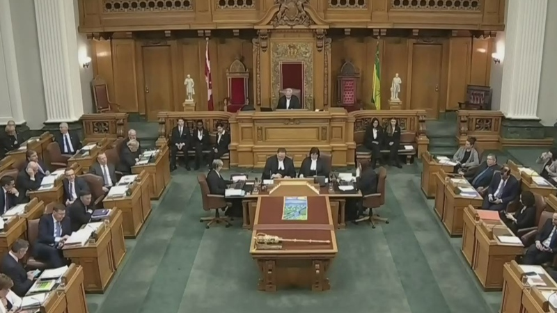 Sask. to table budget in June