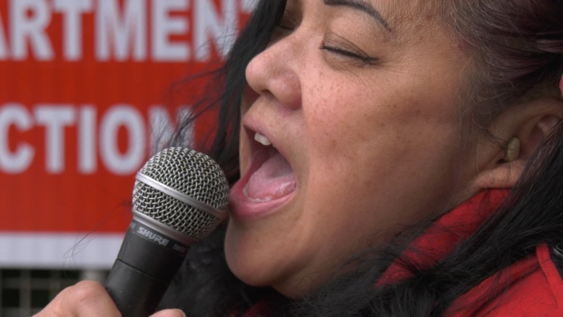 Neighbours call police on woman who sings nightly to honour frontline workers