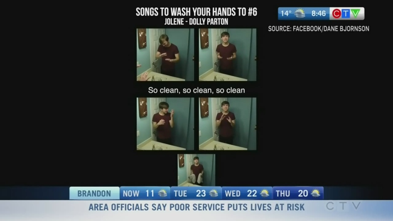 Local Kindness: Songs To Wash Your Hands To
