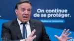 Quebec Premier Francois Legault (File photo/The Canadian Press)