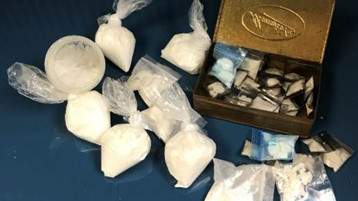 Heroin, meth and cocaine worth $28K seized in Chatham bust