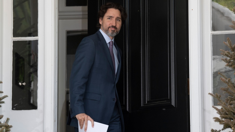 Trudeau May 27