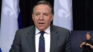 Quebec premier on long-term care home report