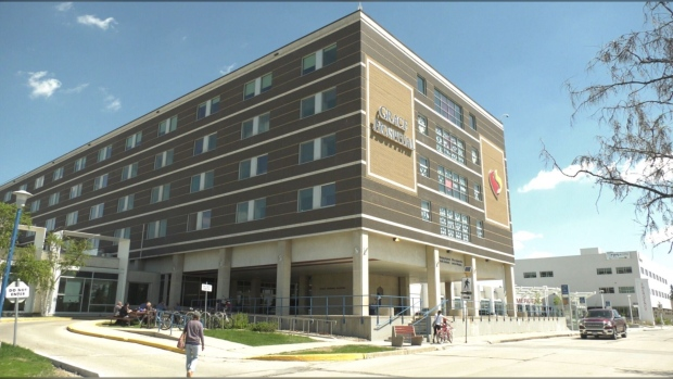The new rules surrounding hospital visits in Manitoba