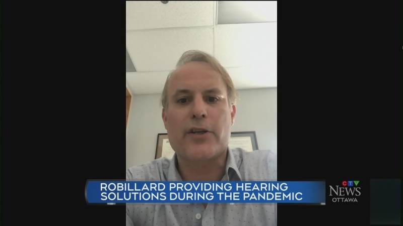 Hearing solutions during pandemic