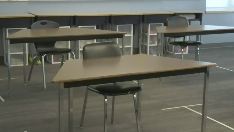 Some teachers concerned about safety
