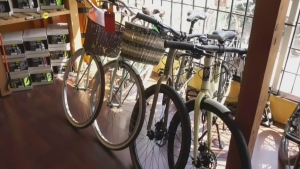 Surge in demand for bikes