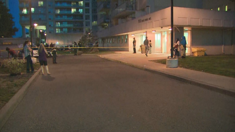The SIU is investigating the death of a woman who fell from the 24th floor of an apartment building in High Park.