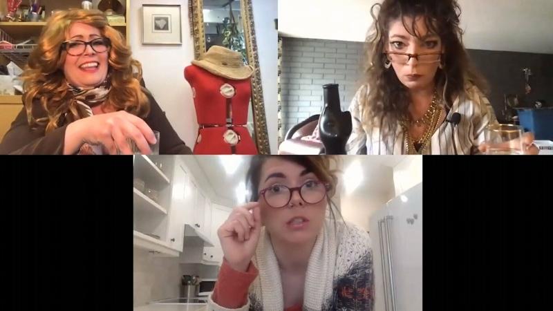 Alberta comedy trio