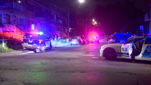 A man is in critical condition and a woman injured following a  Montreal North stabbing on Thursday, May 28 / Cosmo Santamaria, CTV Montreal