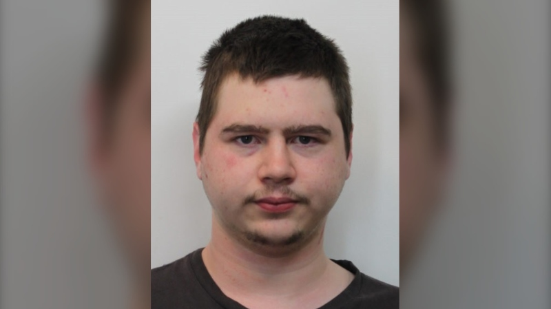 New Brunswick RCMP have charged Nicholas Bain, 25, with eight firearm offences, firing an execution of a search warrant at a resident in Sackville, N.B.