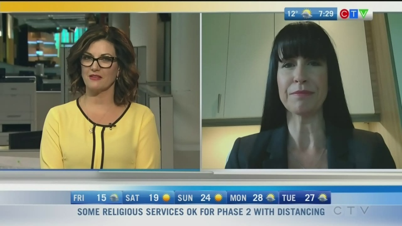 It's National Tourism Week and Winnipeggers can be a tourist in their own city by visiting local restaurants and attractions. Rachel Lagacé has more.