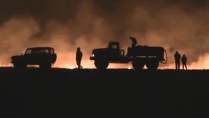 zombie fires