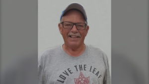 Gregory Dunn, 68 had last been seen in Haileybury on May 18, 2020 and has now been found deceased.  (OPP)