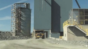The Ontario Provincial Police has confirmed a New Brunswick man has died in a mining incident near Thunder Bay, Ont.