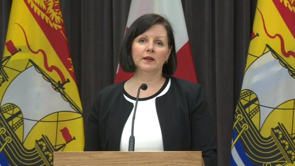 Based on the contact tracing that public health staff are doing with the latest cases in the Campbellton cluster, Dr. Jennifer Russell, the province's chief medical officer of health expects to announce more cases of COVID-19 in the coming days.