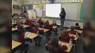 Calgary classroom