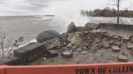 Georgian Bay high water levels