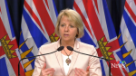B.C. provincial health officer Dr. Bonnie Henry provides her daily COVID-19 briefing on Thursday, May 28, 2020.