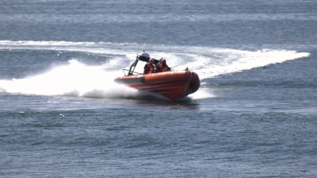 Canadian Coast Guard gets infectious disease training for rescues during pandemic