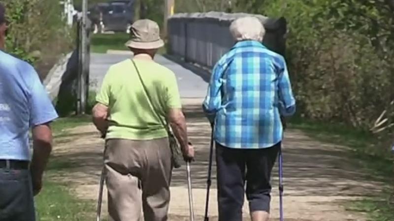 Pandemic won't stop top Alzheimer's fundraiser