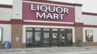 Impact of controlled entrances at Liquor Marts