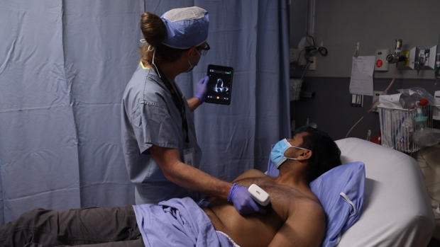 'This is the future': worldwide demand for Burnaby-made, handheld ultrasound device