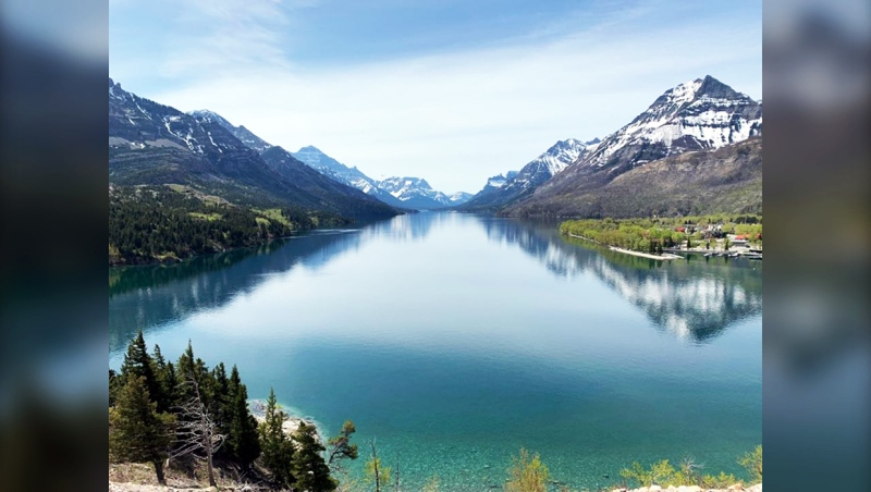 Waterton and other national parks reopen June 1, although camping won't be allowed until June 21
