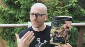 Watch Tony Ryma's interview with Dr. Jason Lepojarvi of Thorneloe University about a new course that examines the work of J.R.R. Tolkien. may 28/20 (Tony Ryma/CTV Northern Ontario)