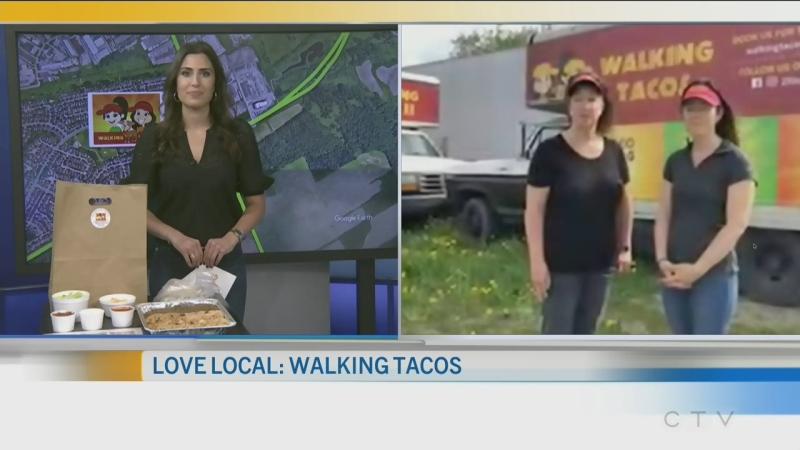 CTV Morning Live Walking May 29