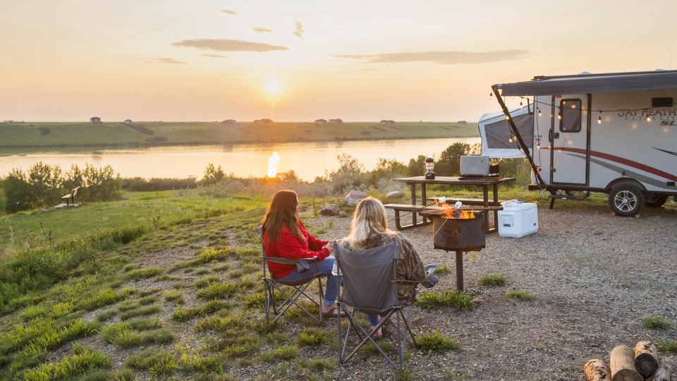 Camping opens at Saskatchewan's provincial parks on June 1, 2020 (Supplied: Government of Saskatchewan)