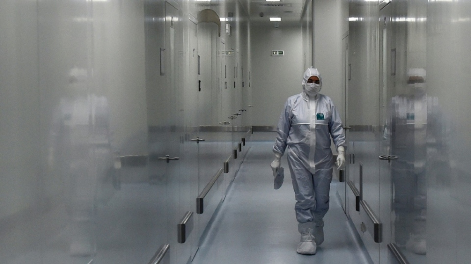 Russia is no longer the vaccine developer it was in Soviet times and it is struggling to match virus research being carried out elsewhere. (AFP)