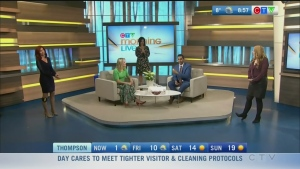 We look back on Rahim's time on Morning Live