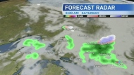 Rain continues for most of northeastern Ontario