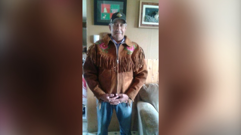 Family identified the 75-year-old man who was killed in a head-on crash in west Edmonton May 27, 2020, as Fort Vermilion resident Walter McLean. (Photo provided.)