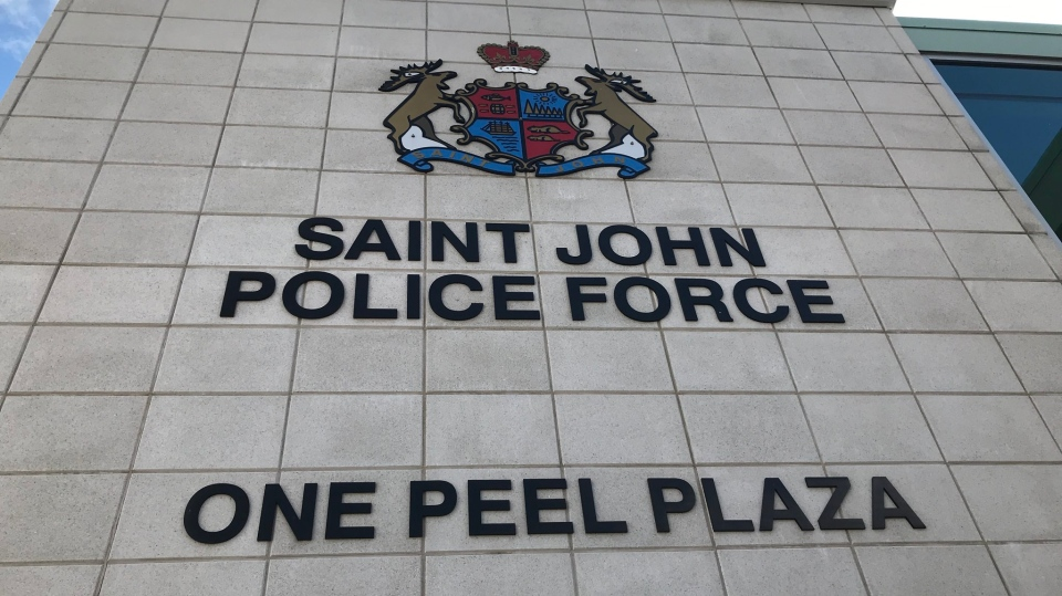 Saint John Police Force