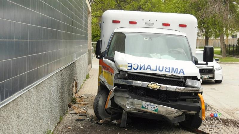 Arrest made after ambulance stolen