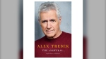 Jeopardy host Alex Trebek is releasing a memoir in July entitled, 'The Answer Is...Reflections on My Life.' (Supplied)