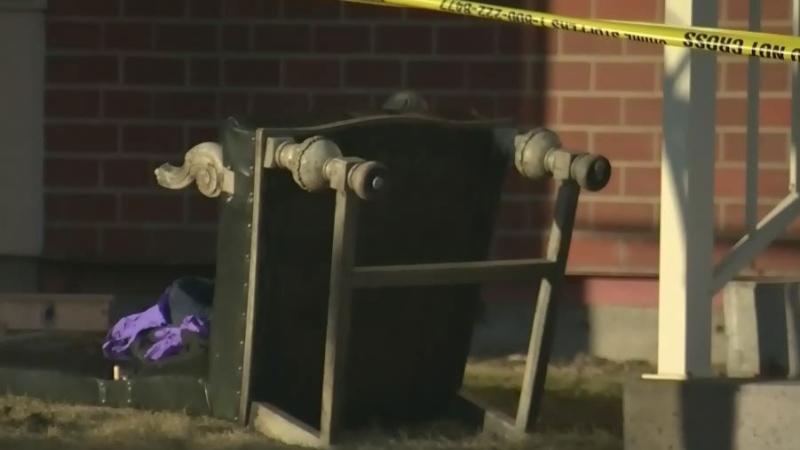 Seniors death now homicide investigation