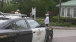 Manhunt in Collingwood