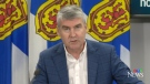 """Our thoughts are with those who are mourning at this time. I recognize how difficult it can be for family and friends to grieve with restrictions in place,"" said Premier Stephen McNeil. ""As these restrictions are loosened over the next week, I ask all Nova Scotians to continue to respect the rules and follow public health advice."""