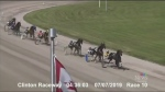 Horse racing gets back on track in Hanover, Ont.