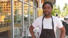 House of Boateng restaurant owner Castro Boateng said he's excited about the Taste of Langford campaign. (CTV News)