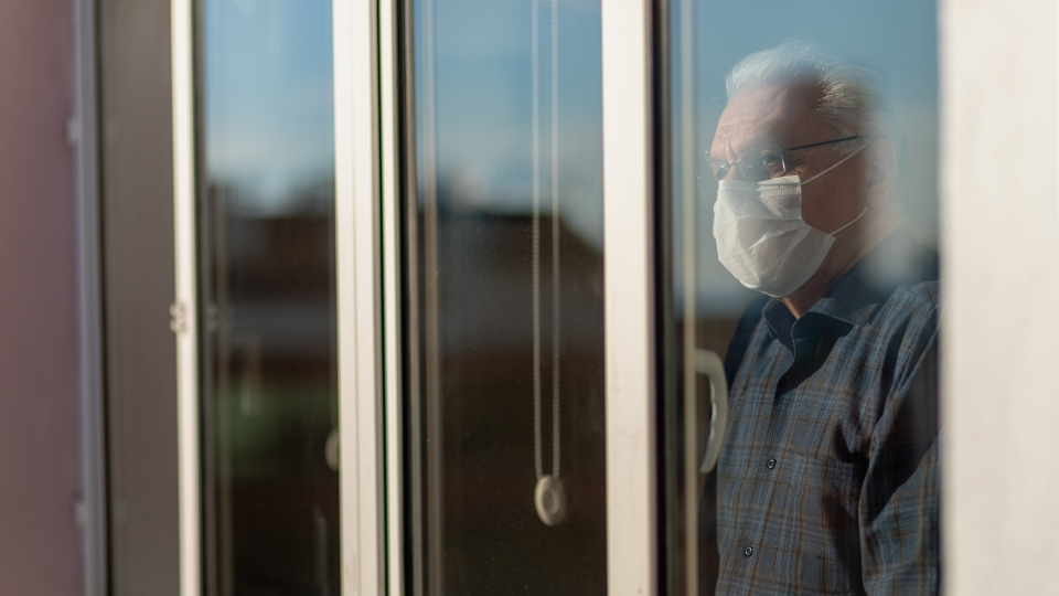 Two Vancouver Island groups are calling on the provincial government to ease visitation rules at care homes, as seniors face months of isolation due to the COVID-19 pandemic: (iStock)