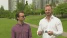 UVic grads invent biodegradable sunglasses
