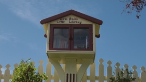 Sawatsky Sign-Off- Little Library Love