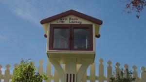 Sawatsky Sign-Off- Little Library Love